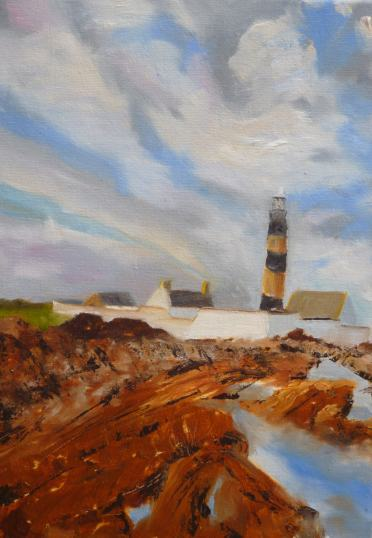 'St. John's Point Lighthouse, Co. Down'