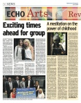 Review - Wexford Echo 22.08.2014