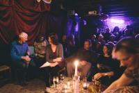 Féile Bheag Filíochta - Magical Evening at Tigh Ui Chatháin - Pic: Fiona Morgan