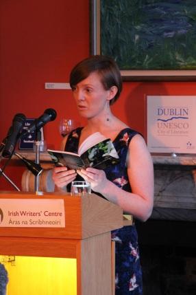 Launch @ Irish Writers' Centre, Dublin