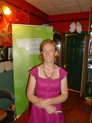 Kildare Readers' Festival, Alice's Restaurant