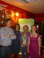 Kildare Readers' Festival @ Alice's Restaurant, Naas