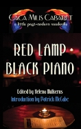 Red Lamp Black Piano Cover